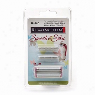 Remington Smooth & Silky Replacement Screens & Cutters, Sp-360