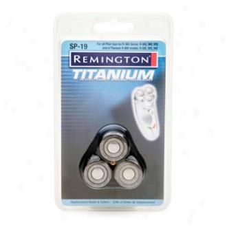 Remington Sp-19 Cutters & Heads R-843, R-845, R-950, R-960