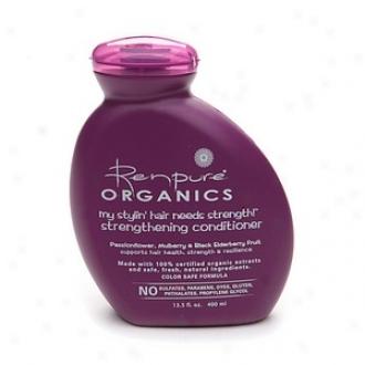Repure Organics My Stylin' Hair Needs Spirit! Strengthening Conditioner 13.5 Oz