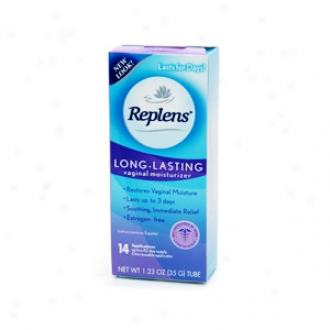 Repplens Long-lasting Vaginal Moisturizer