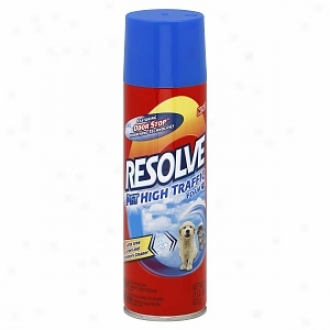 Resolve Pet High Traffic Foam Carpet & Upholstery Cleaner