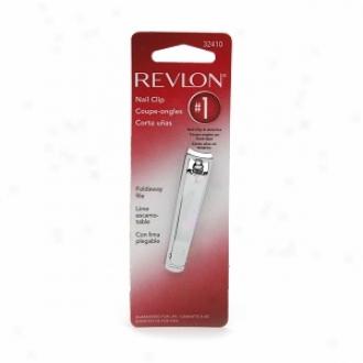 Revlon Deluxe Nail Clip