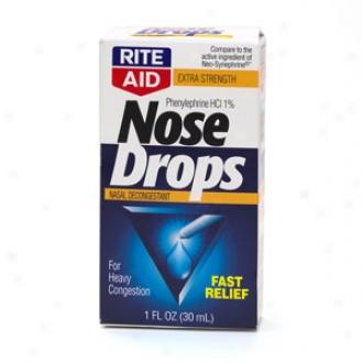 Rite Aid Nose Drops
