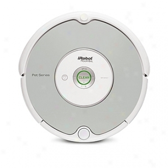 Roomba Irobot Pet Series 532 Vacuhm Cleaning Robot Model 53301