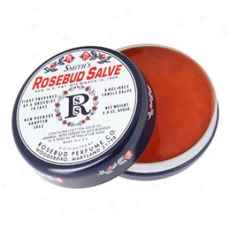 Rosebud Perfime Co. Smith's Rosebud Salve