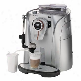 Saeco Odea Giro Plus Ii Espresso Machine Model Ri9757/47, Silver