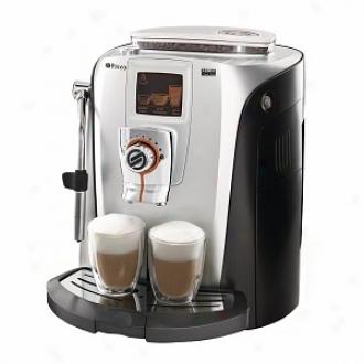 Saeco Talea Touch Plus Automatic Espresso Machine Standard Ri9828/47, Urban And Silver