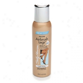 Sally Hansen Airbrush Legs Light Glow Leg Makeup For Fair Skin Tones