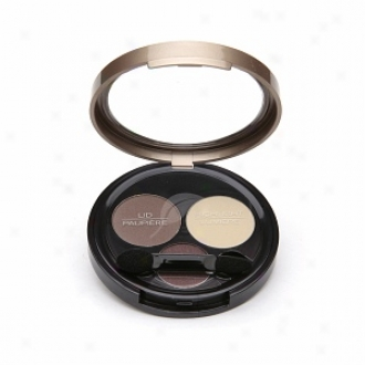 Sally Hansen Natural Beauty Instant Definition Eye Shadow Pallete, The Stone