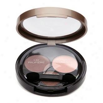 Sally Hansen Natural Beauty Instant Definition Eye Shadow Palette, The Silex