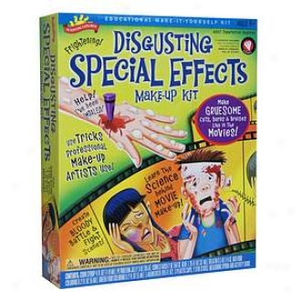 Scientific Explorer Disgusting Special Effects Make Up Kit Ages 8+