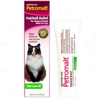 Sentry Hc Petromalt Originao Hairball Relief For Cats