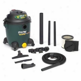 Shop-vac 12 Gallon 4.5 Hp Shop-vacultra Blower Vacuum 963-12