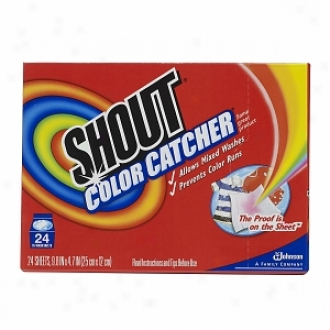 Shout Color Catcher Dye-trapping, In-waxb Cloths