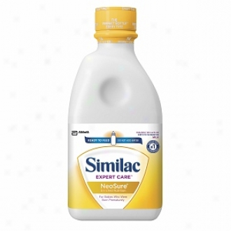 Similac Expert Care Neosure Form Ready To Feed Bottle