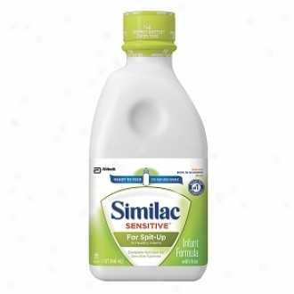 Similac Sensitive For Spit-up, Infant Formula, Ready To Nourish