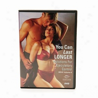 Sinclair Intimacy Institute You Can Last Longer: Sol8tions For Ejaculatory Control Dvd