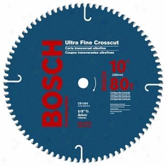 Skil 10  80t Ultra Fine Crosscut Cicrular Saw Blade Cb1080