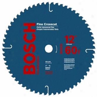 Skil 12  60t Fine Crosscut Circular Saw Blade Cb1260