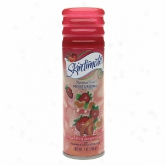 Skintimate Signature Scents Moisturizing Shave Gel, Strawberry Tangerine Twist