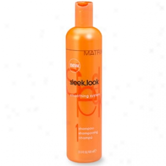 Sleek.look By Matrix Smoothing Order Shampoo