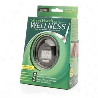 Smart Health Wellness Love Rate Monitor & Watch All-in-one, Unisex