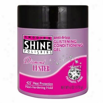 Smooth 'n Shine Polishing Diamond Luster Anti-frizz Glistening Conditioning Gel