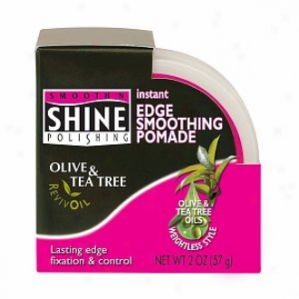 Smooth 'n Beam Polishing Olive & Tea Tree Revivoil Instant Edge Smoothing oPmade
