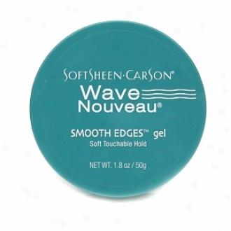 Softsheen Carson Wave Nouveau Smooth Edges Gel, Soft Touchable Grasp