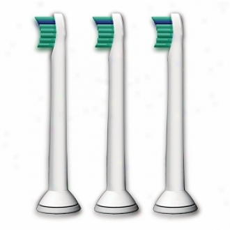 Sonicare Proresults Compact Sonic Toothbrush Heads, Hx6023, Compact