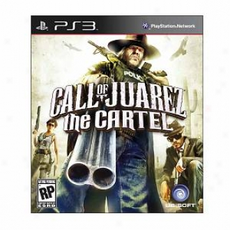 Sony Ps3 Call Of Juarez: The Cartel By By Disney