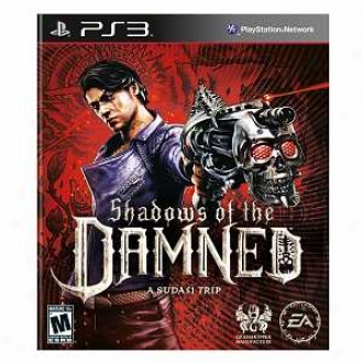 Sony Ps3 Shadows Of The Damned By Electronic Arts