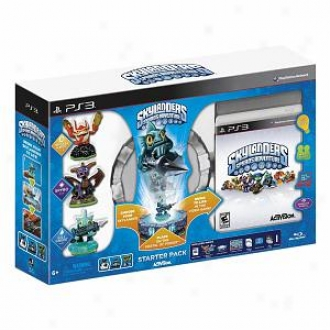 Sony Ps3 Skylanders Spyros Adventure By Activiion