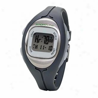 Sportline Women'x Heart Rate And Calorie Monitor, Solo 915