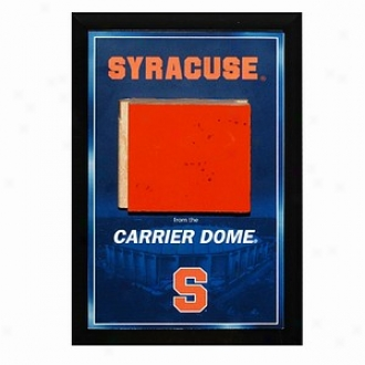 Steiner Sports Syracuse Carrier Dome 03 Champion Season Court Plaque Authentic Piece Court