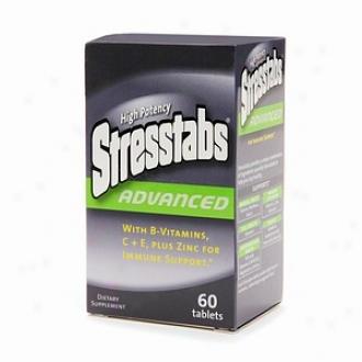 Stresstabs High Potency Stress Formula Advanced