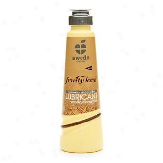 Swede Fruity Love Water Based Libricant, Vanilla Cinnamon