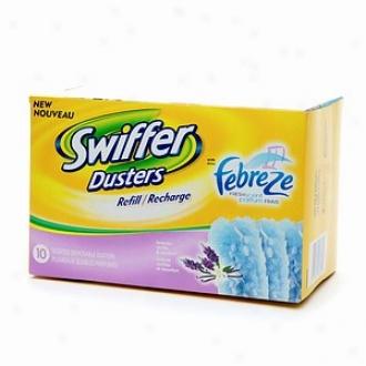 Swiffer Dusters With Febreze, Refill, Lavender & Vanilla Comfort
