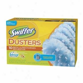 Swiffer Dusters In the opinion of Febreze, Refill, Sweet Citrus & Zest