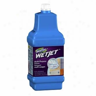 Swiffer Wetjet Solution Multi-purposs Cleaner Refill, Open Window Fresh