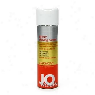 System Jo For Women Body Shave Cream, Adaptation, Pomgeranate