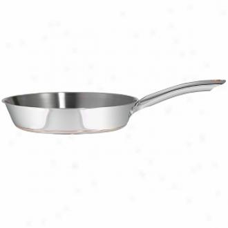 T-fal C83607664 Ultimate Unsullied Steel Copper Bottom 1in Saute Pan