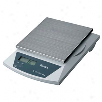 Terraillon Bm1002 Professional 22 Pound Diital Bakers Scale, Silver