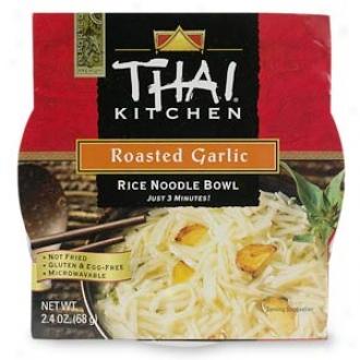 Thai Kitchen Rice Noodle Bowl, Roasted Garlic