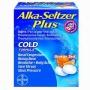 Alka-seltzer Plus Cold Medicine, Orannge Zest Effervescent Tablets