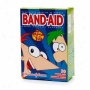 Band-aid - Children's Adhesice Bandages, Disney Phineas And Ferb, Of various sorts Sizes