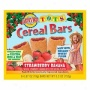 Earth's Best Organic Tots Cereal Bar Starwberry Banana Flavor