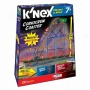 K'nex Amusement Park Seires #3 Corkscrew Coaster Vertical Vipee Ferris Wheel Ages 7+
