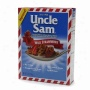 Uncle Sam Toasted Whole Wheat Berry Flakes & Flaxsseed Cereal, Wild Strawberries