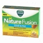Vicks Nature Fusion Cold & Flu Multi-symptom Projection Caplets, Real Hney